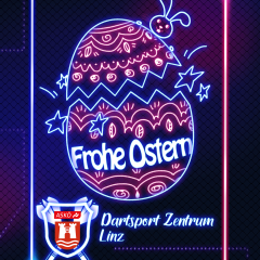 ASKÖ Dartsport-Zentrum wünscht Frohe Ostern